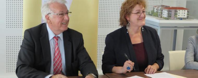 La Banque Postale et la coop Hlm Isère Habitat signent une convention de partenariat