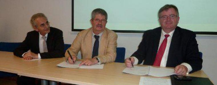 La Propriété Familiale de Normandie signe une convention avec La Banque Postale