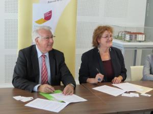 Un partenariat entre Ain Habitat et La Banque Postale