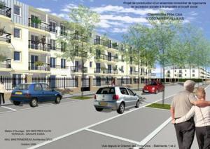 Terralia lance la première tranche d'une opération de 105 logements